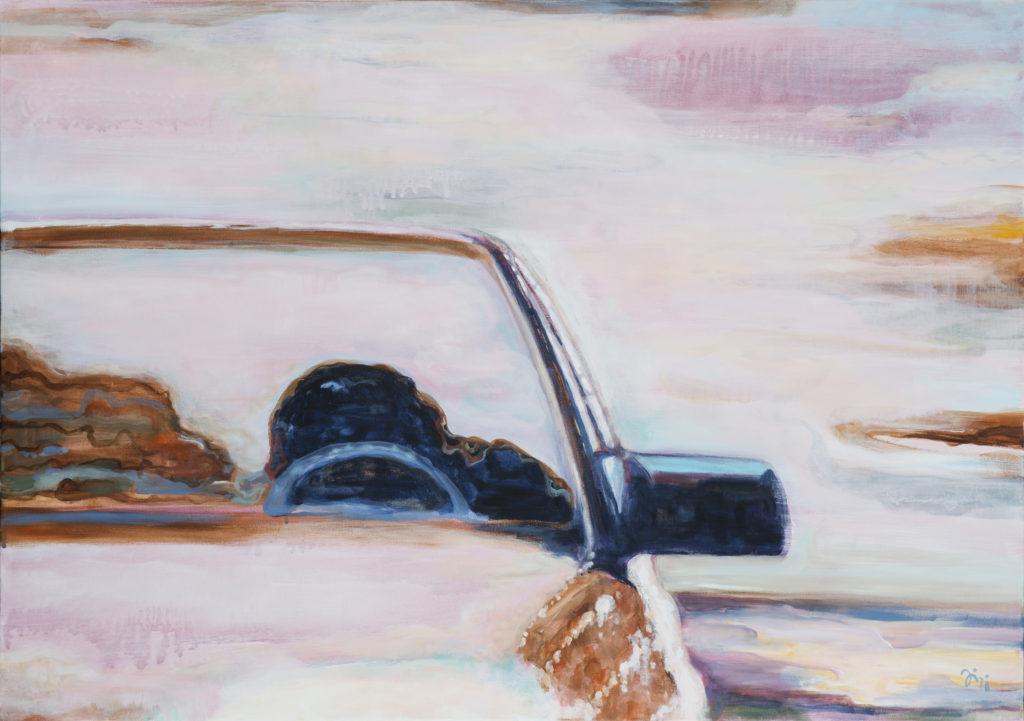 Jiri Hauschka, painter, stuckism, art, Episode